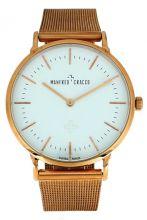 Zegarek Manfred Cracco MC40004GL/MESH                                 %