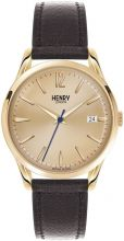 Zegarek Henry London HL39-S-0006                                    %